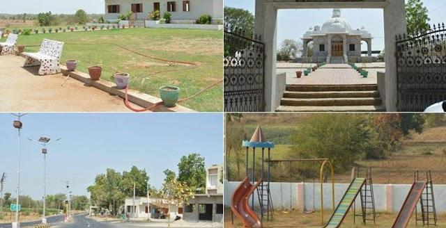 ગુજરાતનું 'ડિજિટલ' ગામ, જેનો સરપંચ દુનિયાના કોઈ પણ ખૂણેથી ઘરે-ઘરે કરી શકે વાત