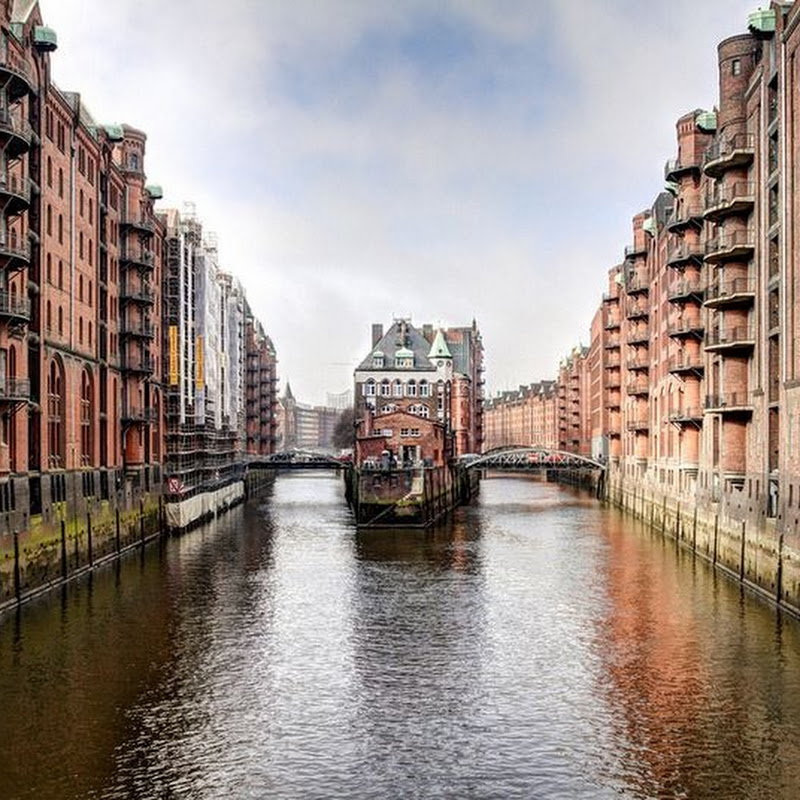 Speicherstadt, The Historic Warehouse District of Hamburg