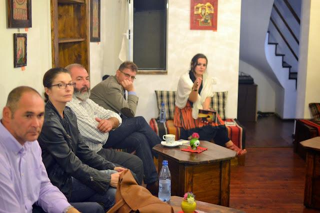 Seara literara - Editura Eikon lanseaza patru carti, La Vulturi (2014.09.03) 138
