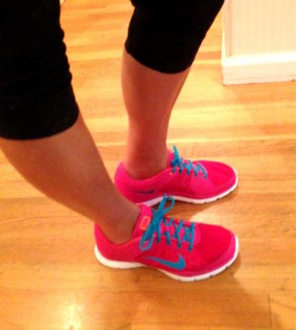 Nike flex trainer 3 violet force