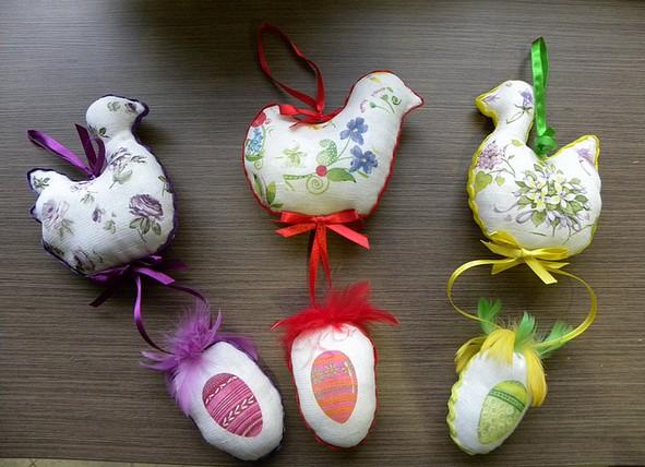 Zobacz Wątek Szyte I Nie Tylko Ozdoby Wielkanocne Szyjemy Po