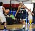 Skylar Diggins #4 on defense (NCAA Women's Basketball: DePaul 56 vs. Notre Dame 84, McGrath-Phillips Arena, Chicago, IL, February 25, 2013)