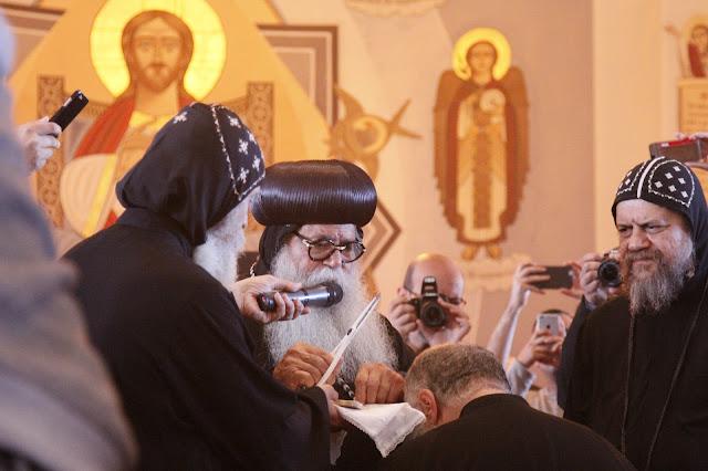 Consecration of Fr. Isaac & Fr. John Paul (monks) @ St Anthony Monastery - _MG_0501.JPG