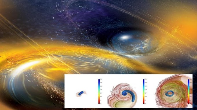 Unequal neutron-star mergers create unique 'bang' in simulations