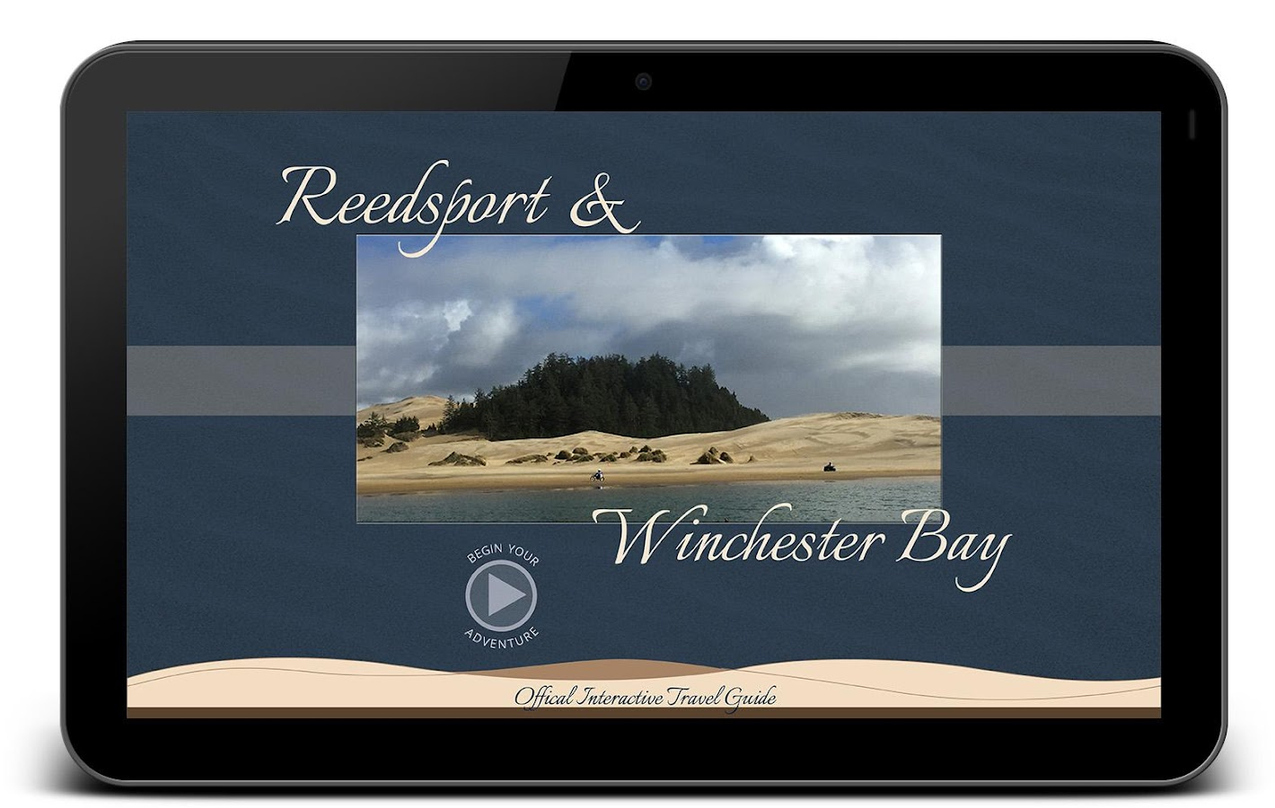 Reedsport/Winchester Bay- screenshot