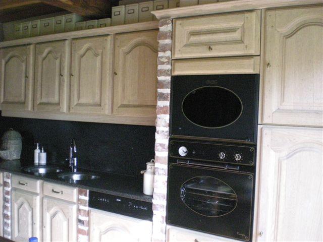 Oude Keuken Renoveren : Meubelrenovatie: Gerenoveerde keuken voor en na