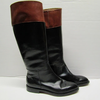 Robert Clergerie Riding Boots