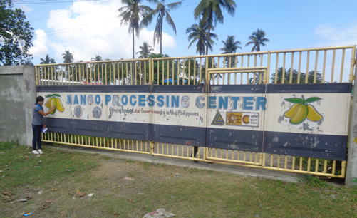 Carmen Mango Processing Center