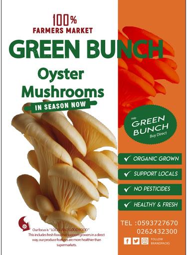 Green Bunch Mushrooms