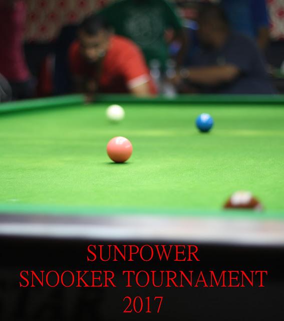 Sunpower Snooker Tournament 2017
