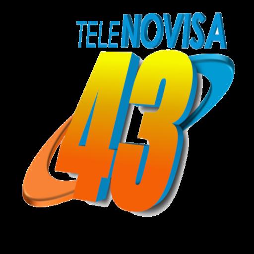 Logo Telenovisa 43