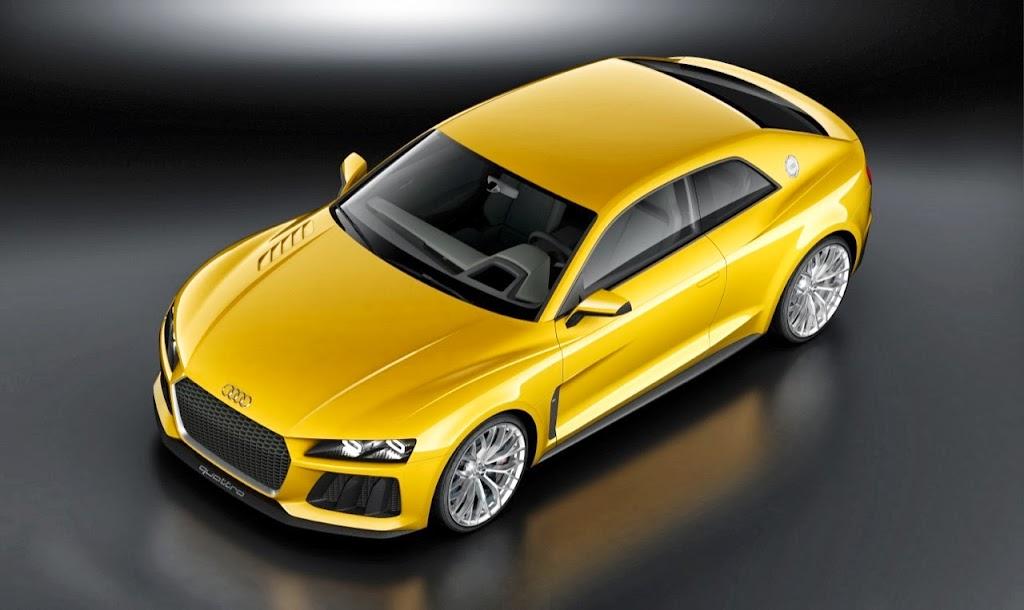 Audi Sport Quattro Concept 2