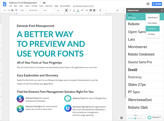 Free Fonts Most Popular Sites About How to Add Modern Fonts on Google Docs for Personal Use - UPDATED
