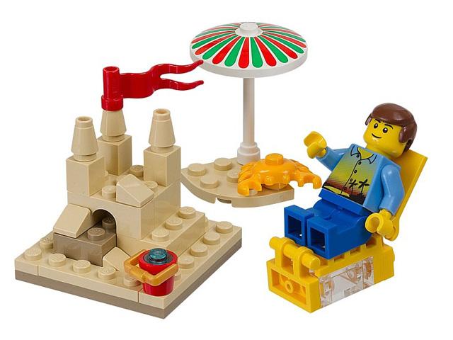 40054 レゴ サマーシーン 夏の風景
