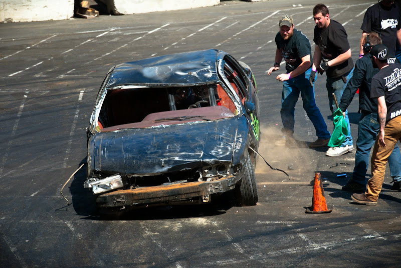 Puyallup destruction derby