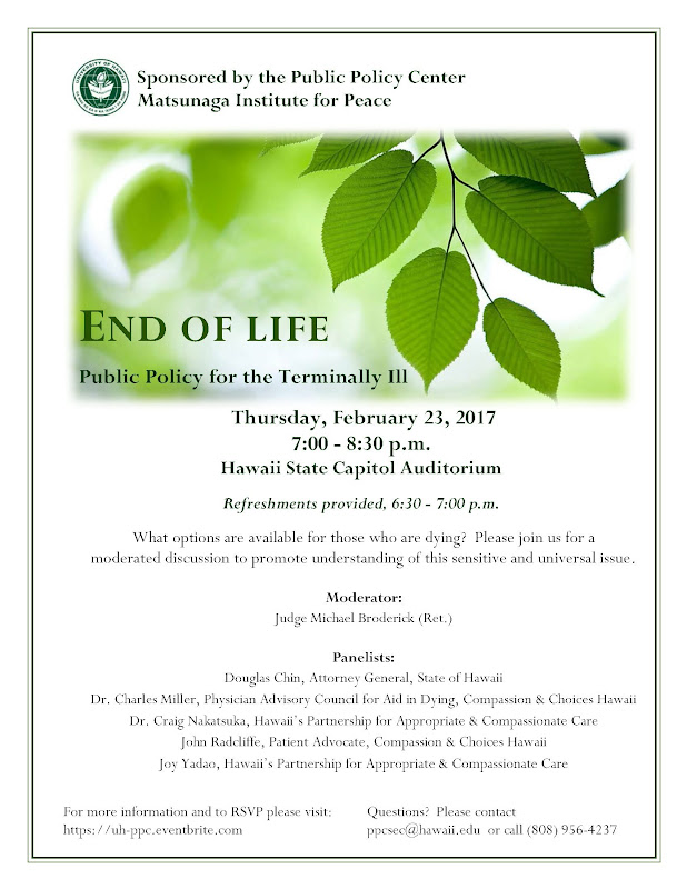 flyer-End of LIfe forum 2-23-17
