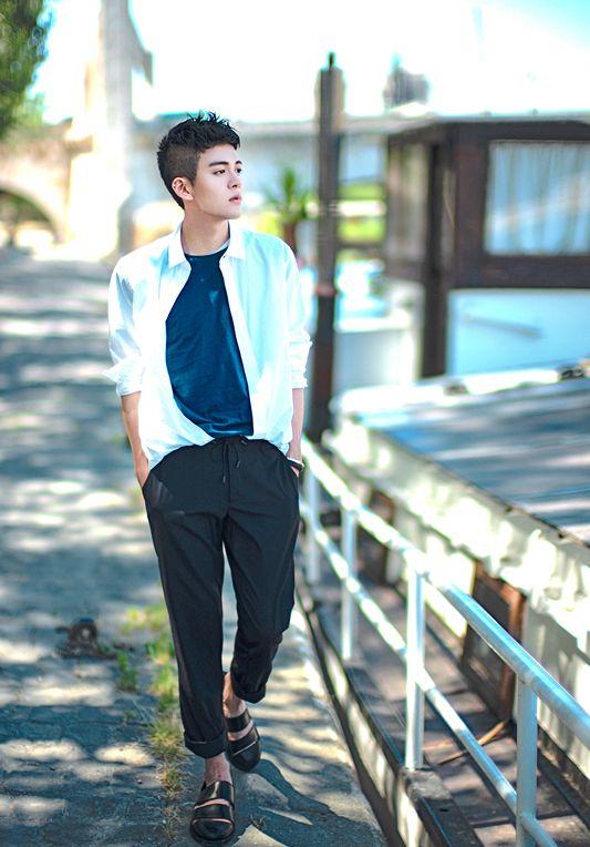 Joseph Zeng Shunxi China Actor