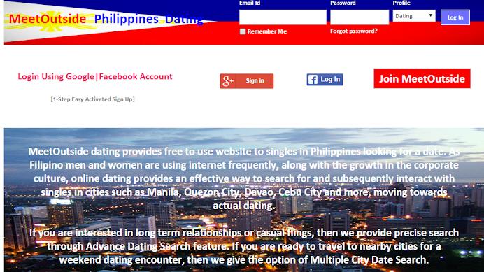 Online dating websites philippines