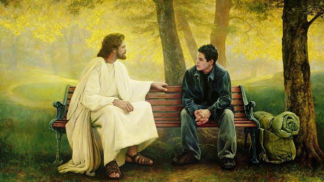 Tin tưởng vào tình thương của Chúa