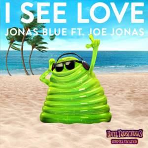 I See Love – Jonas Blue Feat. Joe Jonas