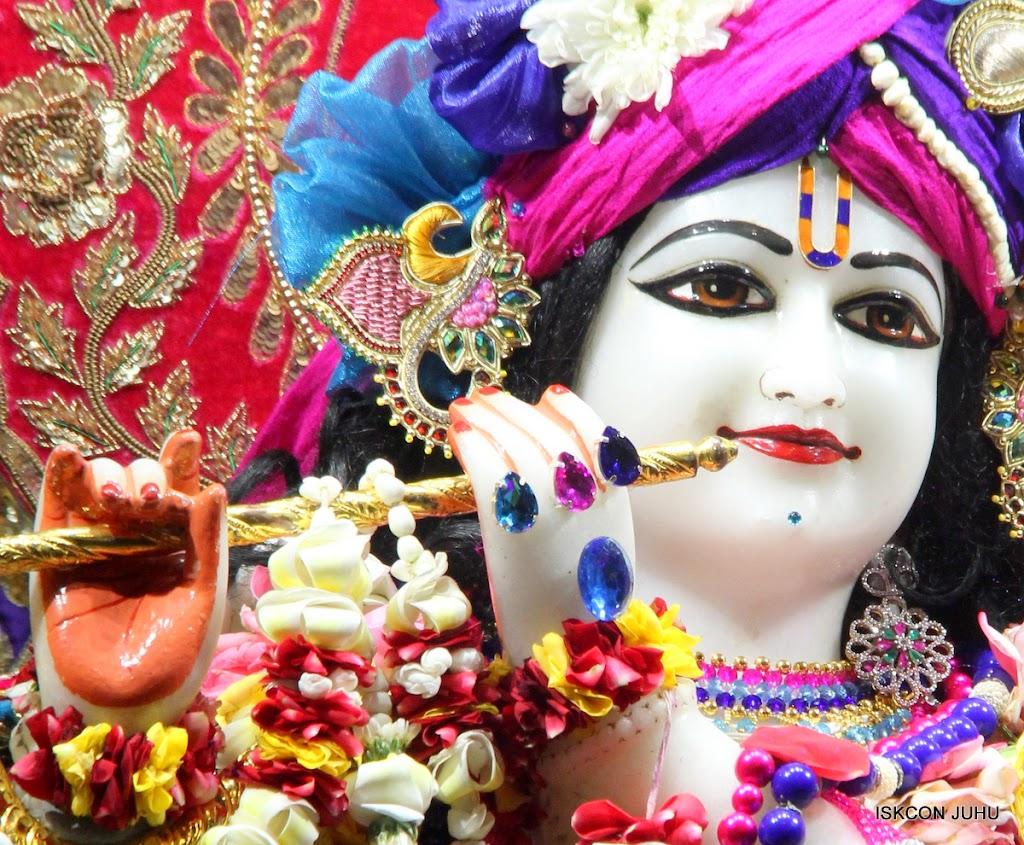 ISKCON Juhu Sringar Deity Darshan on 1st May 2016 (7)