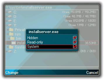 Screenshot hack e63 dan e71