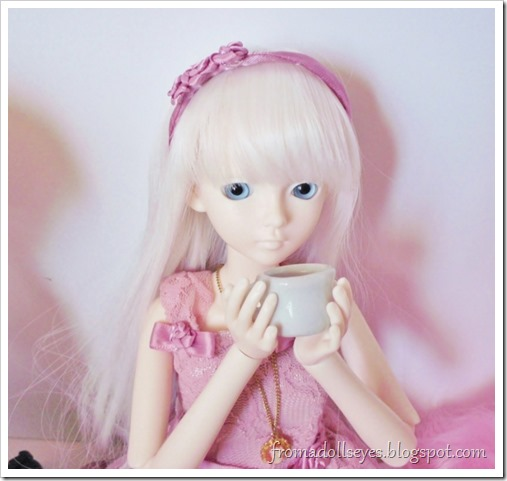 New names for dolls and new teacups?
