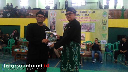 Adjo Sardjono Lantik 36 Pengurus IPSI Sukabumi