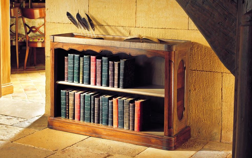 Jeanville small bookcase