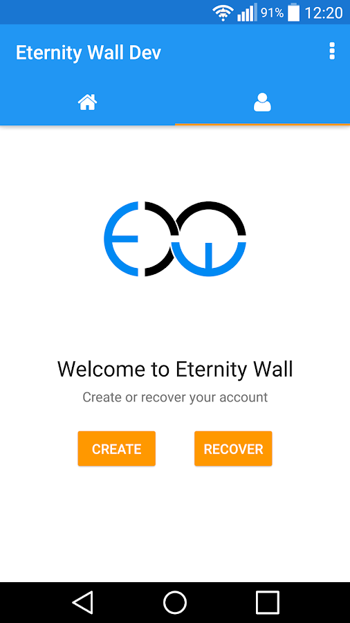 Eternity Wall- screenshot