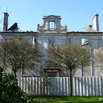 Maison de maître de 1860 à l'emplacement du château