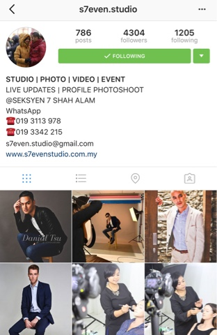 https://www.instagram.com/s7even.studio/?hl=en