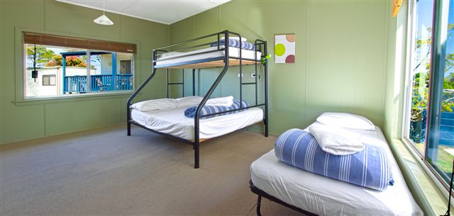Holiday Accommodation - 2nd bedroom