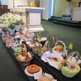 4.7.2012, Wielka Sobota, Świecenie pokarmów, kościół MOQ, Norcross. Zdjęcia E. Gürtler-Krawczyńska - 002.JPG