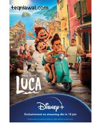 (Luca (2021) - أفضل أفلام الأجنبية