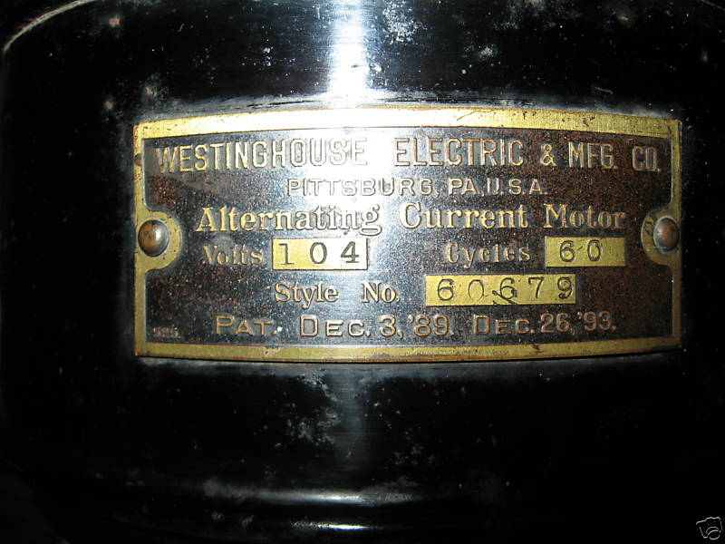 Precise Queen Anne Westinghouse Type A Pat 09 Elect Waffle Iron Nickle Plate Antiques Other Antique Home & Hearth