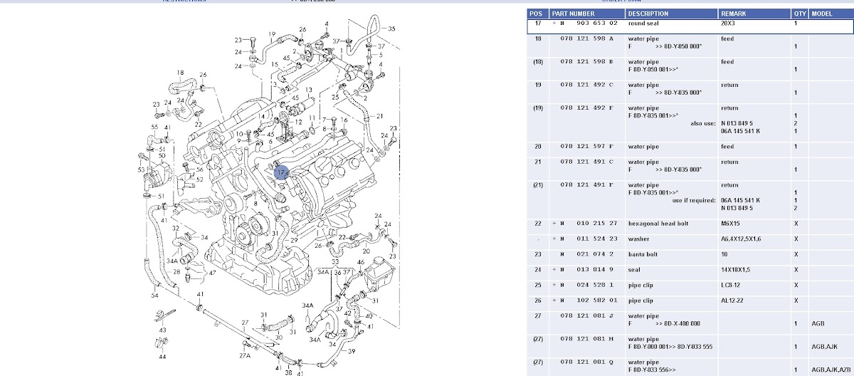 P 0996b43f80f65b7f besides Chevy 3 4 Dohc Engine Diagram likewise 96 Mazda B2300 Engine Diagram further Ford F150 How To Replace Your Water Pump 360074 additionally Water Pump For 2001 Honda Accord Engine Diagram. on 2007 ford taurus timing