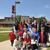 Camden Fairview 4th Grade Class Visit