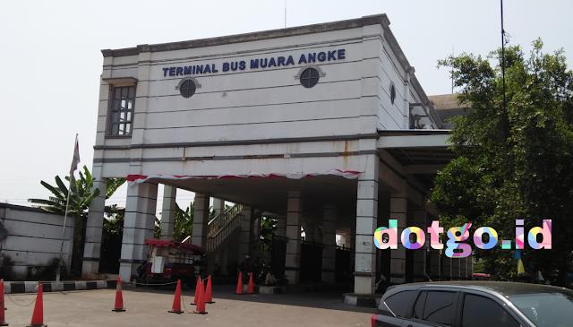 Jadwal keberangkatan bus di terminal muara angke, bus bhineka, setia negara, dedy jaya dan menara jaya
