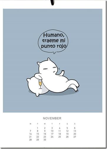 calendarionovie