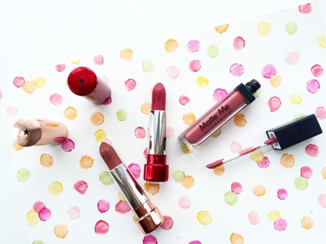 new lipsticks drugstore sleek makeup soap and glory