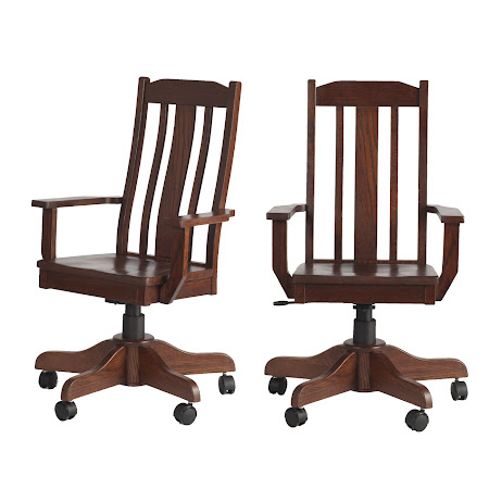 Plains Mission Office Chairs