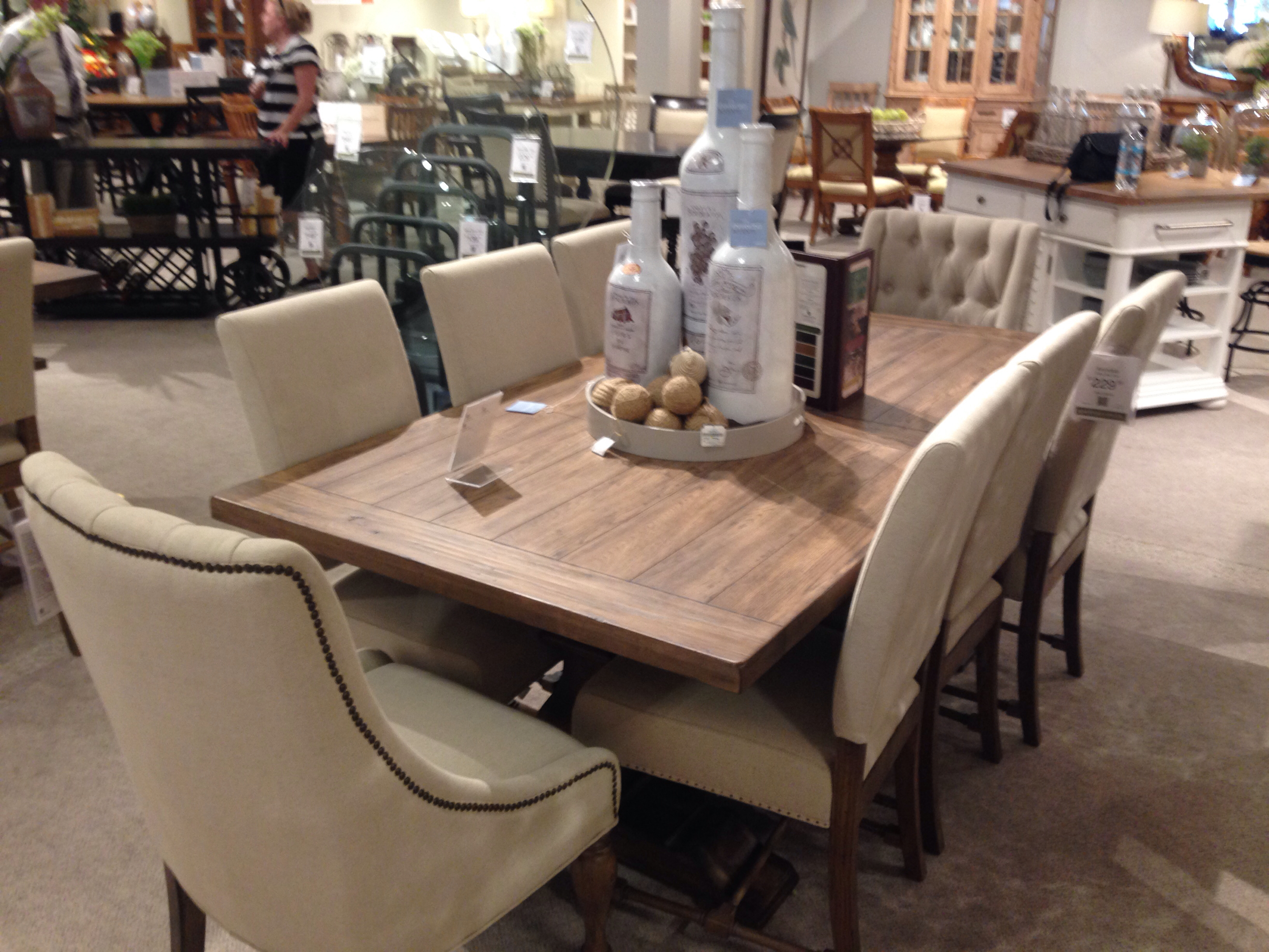 avondale table havertys for the home pinterest room