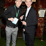 WWW.ENTSIMAGES.COM -     Twist and Pulse     at  Macmillan Wonderland - launch party at Bodos Schloss London November 12th 2014Cancer charity's party to launch nationwide event taking place on December 5, which encourages people to throw après ski themed fundraising parties.                                                 Photo Mobis Photos/OIC 0203 174 1069