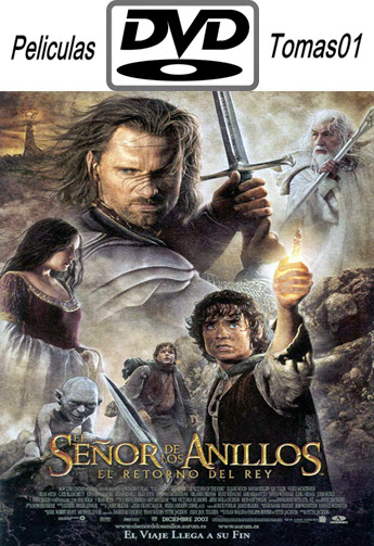 El Señor de los anillos 3: El retorno del rey (2003) DVDRip