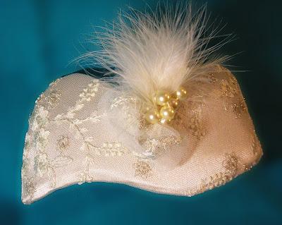 tocado de novia la perla ojuilla