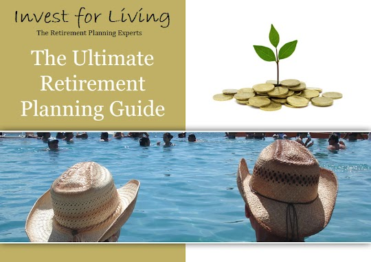 E-Book Cover Design for Invest For Living