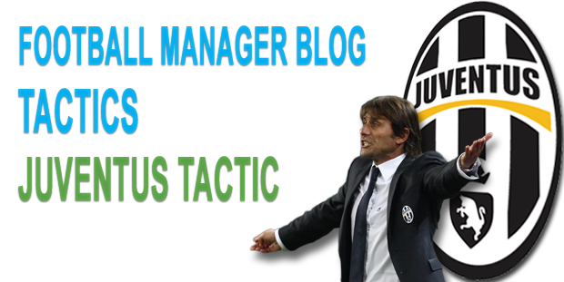 Juventus Tactic for Football Manager 2012
