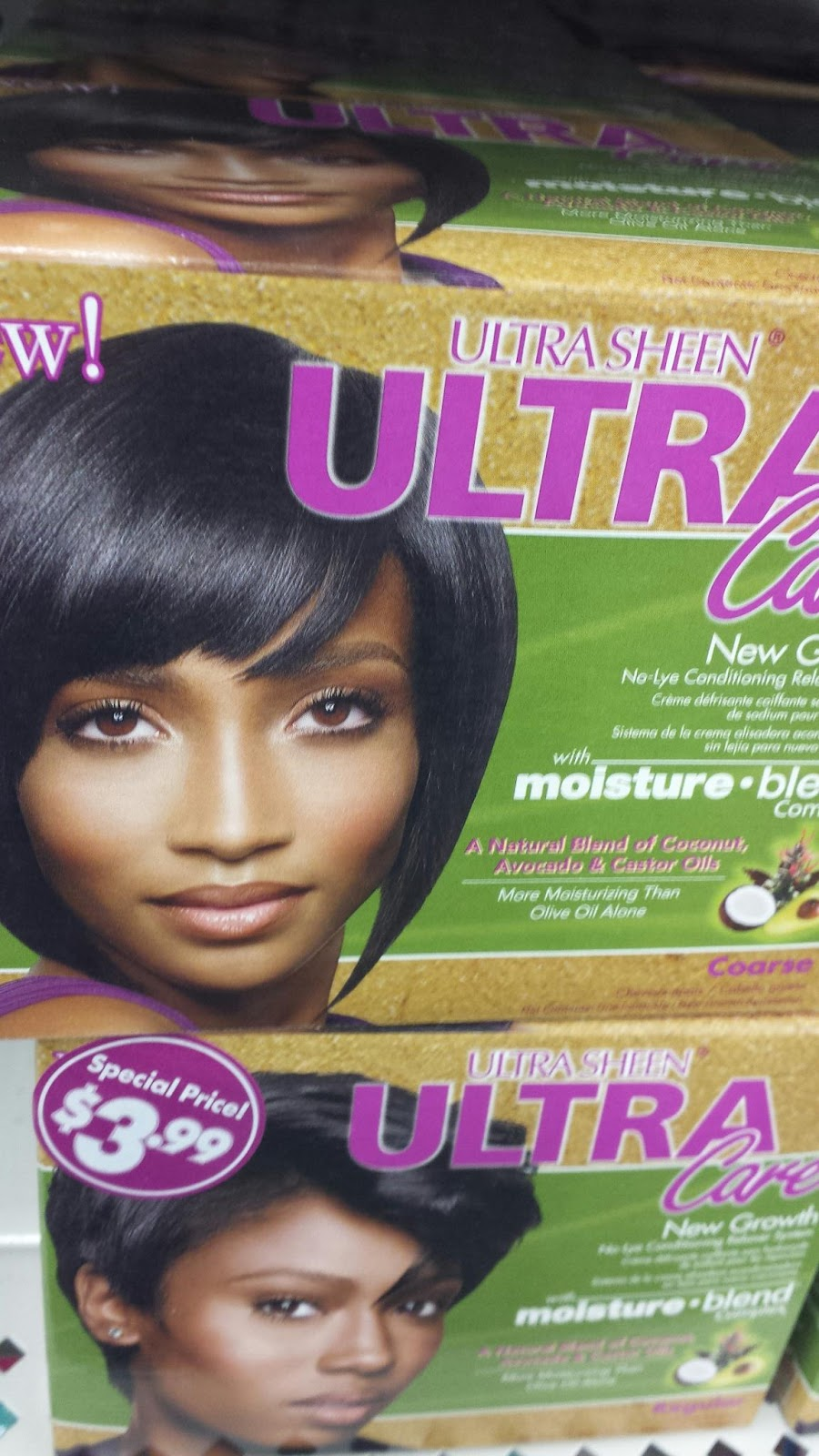 Thrifting Central Ga. : Oh My! Dollar Tree Has Relaxer Kits!