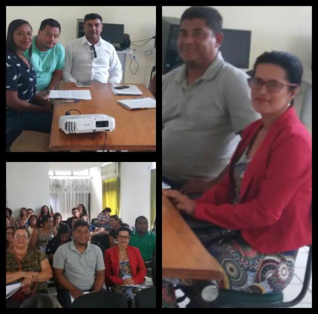 VEREADORA MÁRCIA DO ANGICO PARTICIPA DE EVENTO DE EDUCADORES